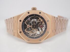 AUDEMARS PIGUET SKELETON GOLD