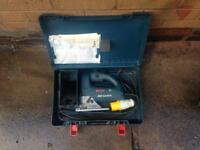 Bosch 110v Variable Speed Jigsaw in Excellent Condition