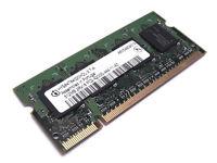 1GB (2 x 512MB) DDR2 SODIMM (Laptop Memory)