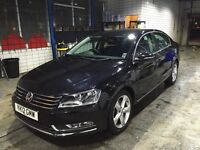 VOLKSWAGEN PASSAT LOW MILEAGE PART EXCHANGE