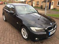 BMW 318i ES Saloon 2.0 Petrol, 6 Spd Manual, 08/58 Reg, NEW MOT, FSH & 10 Serv. Stamps, 4 Dr, Black