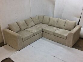 BRAND NEW LIVERPOOL CORNER UNIT IN VARIETY OF COLORS + COMES WITH 1 YEAR WARRANTY!!!