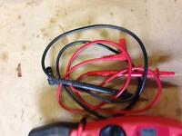 Mac clamp amp/ volt metre