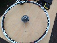 Easton ea90 wheel set