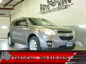 2012 Chevrolet Equinox LT2 / All Wheel / Leather / Navigation /