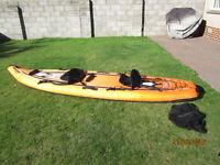 Inflatable Kayak sevylor seablade