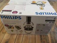 Bargain Philips Juicer HR1869/30 Brand New in Box