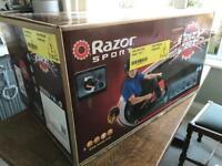Razor Crazy Cart Full Warrenty Brand new boxed