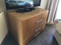IKEA pax chest of drawers