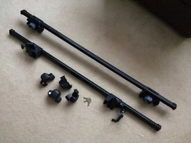 THULE ROOF BARS 115cm Traditional square load bars