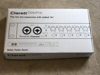 Focusrite Clarett Octopre 8