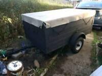 5x3 trailer 2ft deep good condition