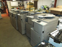 Job lot of 6 X Canon imageRunner Advance C2020i Colour Printer Scanner you get 6 machines