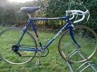 Vintage Dawes chevron racing bike