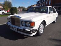 Bentley Brooklands 5dr ROLLS ROYCE GRILL FULL HISTORY PART EX WELCOME