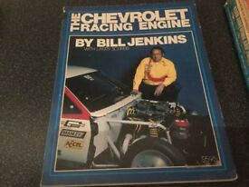 Chevrolet related manuals 1970's