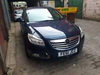 Vauxhall insignia Sri spares or repairs
