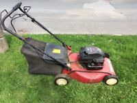 Mountfield petrol mower - doesn't start