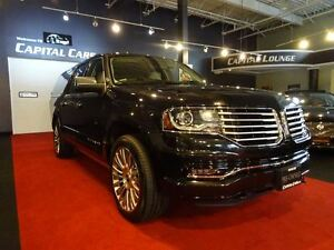 2015 Lincoln Navigator L / POWER RUNNING BOARDS / NAVIGATION / B