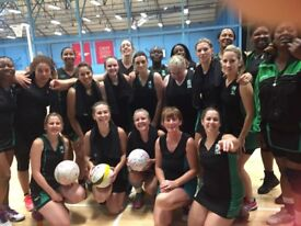 ADULT NETBALL PLAYERS URGENTLY NEEDED