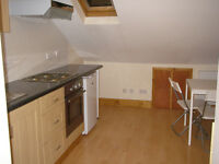063T-WEST KENSINGTON-BRIGHT MODERN STUDIO FLAT FOR A PROFESSIONAL WORKING SINGLE PERSON - £200 WEEK