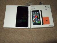 microsoft lumia 640 LTE (VODAFONE) boxed in excellent condition