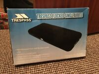 Trespass SINGLE Flocked Airbed Mattress (Warranty included)