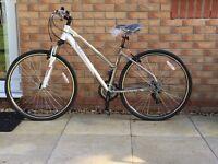 Brand new women's carrera crossfire mountain bike