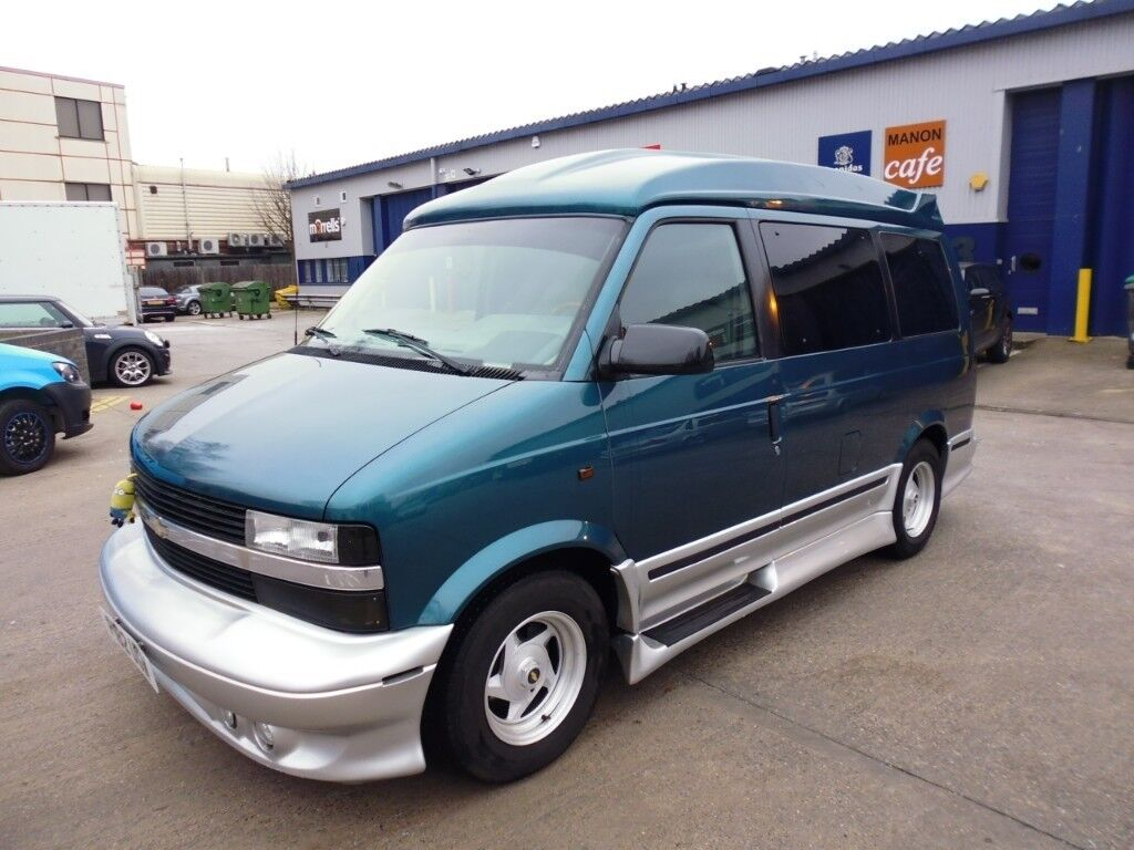 1995 Chevy Astro 4 3 V6  Low miles and insurance | in Hemel Hempstead,  Hertfordshire | Gumtree