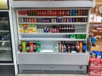 Commercial chiller/fridge