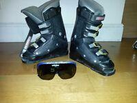 Nordica Vertec TS Ski boots size 8