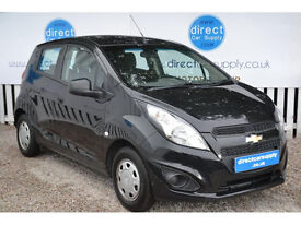 CHEVROLET SPARK Can't get car finance? Bad credit, unemployed? We can help!