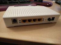 Plusnet TG582n router