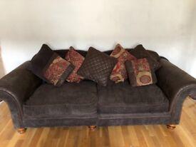 4 & 3 seater sofas
