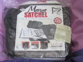 Manga satchel artist pack