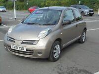 Nissan, MICRA, Hatchback, 2010, Manual, 1240 (cc), 3 doors