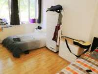 TWIN ROOM AND 2 DOUBLES ROOMS IN BRIXTON HILL SW2
