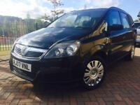 2007 VAUXHALL ZAFIRA 1.6 7 SEATER WELL MAINTAINED IMMACULATE TIMING BELT DONE LONG MOT