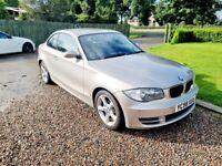 2009 BMW 120D SE COUPE 1 SERIES