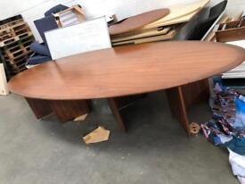 Board room conference table