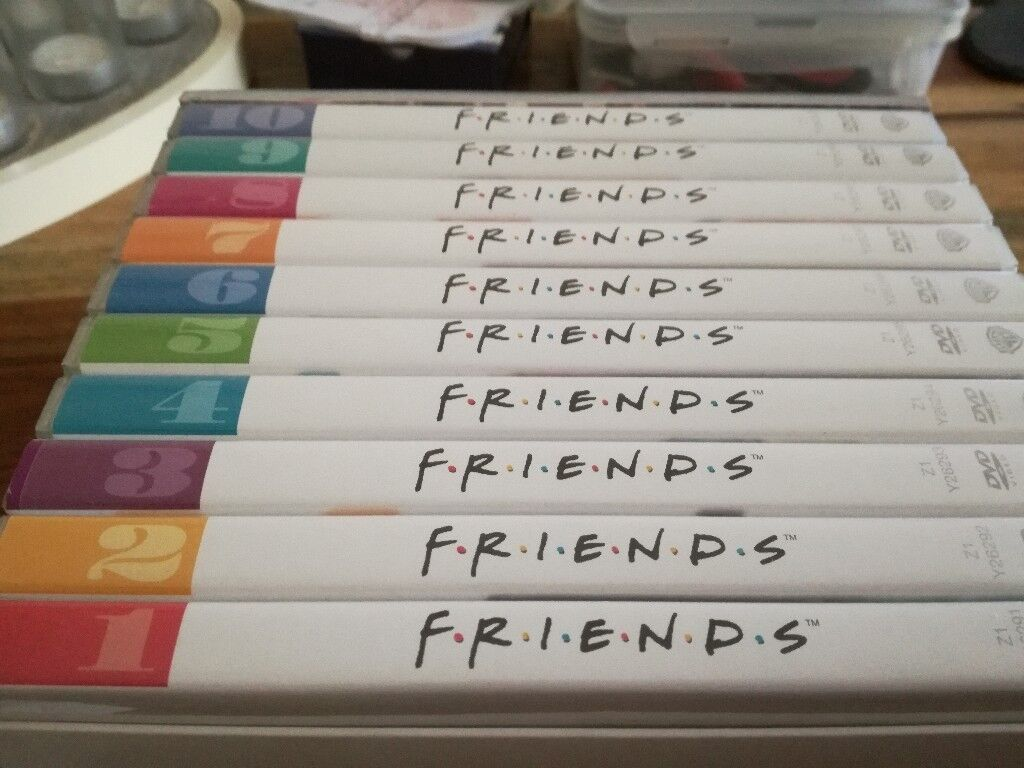 Friends boxset | in Bridgend | Gumtree
