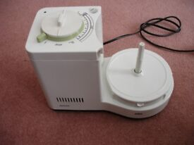 A motor for a Braun food processor - model 4281