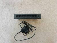 TrendNet gigabit 8 port switch
