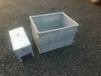 Brand new Livestock sheep calf horse water trough
