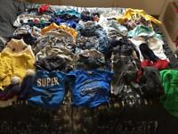 Big bundle of 6/12 months and 12/18 months boys cloths