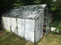 Greenhouse for Sale - dismantling needed.