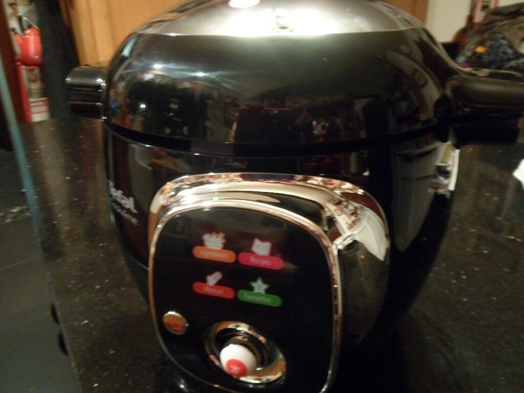 Tefal Intelligent Multicooker Cook4Me CY701840