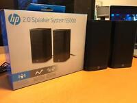 hp 2.0 speaker system.