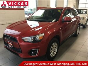2015 Mitsubishi RVR SE/Remote Start/Local Trade