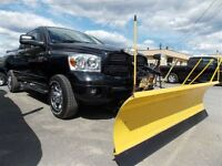 2007 Ram 2500 SLT; Great Shape; Reliable; Plow included